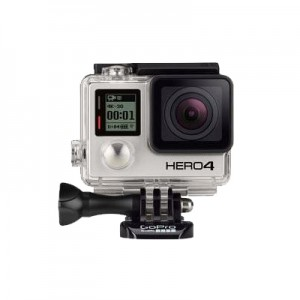 réglages chasse gopro
