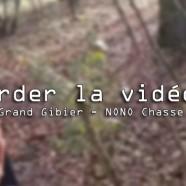 Nouvelle vidéo de chasse en battue pour Nono Chasse !