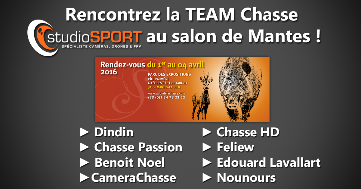 Couv Team Chasse